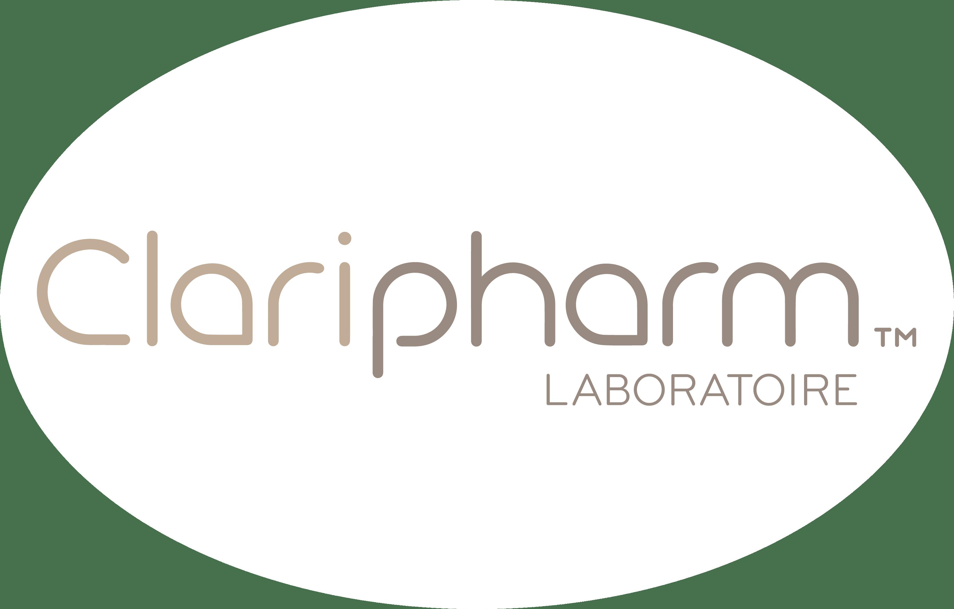 Laboratoire Claripharm Logo